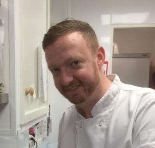 rob the chef